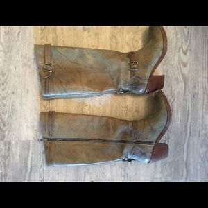 Frye Genuine Leather Boots
